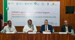 Consultative meet on enhancing exports of sorghum & seeds from India