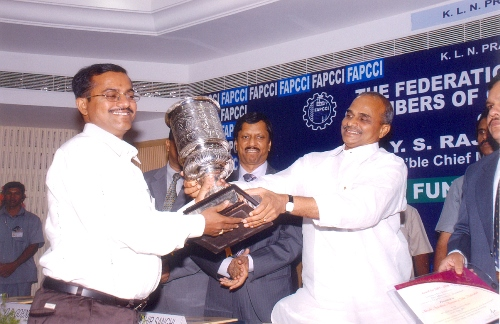 Image for FAPCII Award